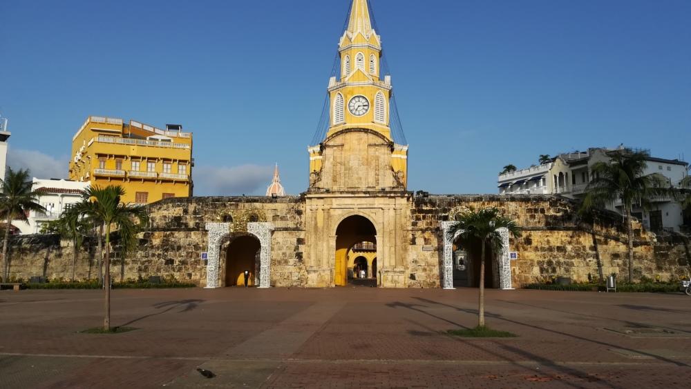 Centre historique de Carthagène